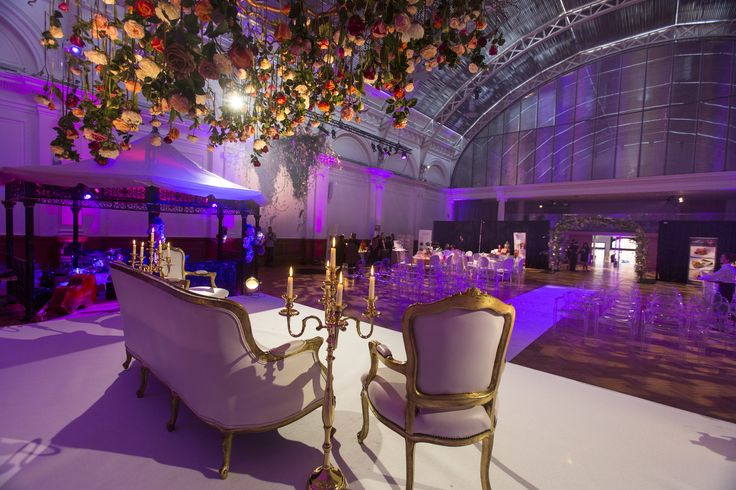Weddings at the Lindley Hall. Royal Horticultural Halls.
