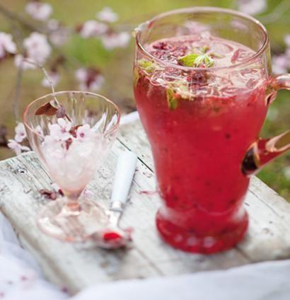 Sparkling Rose Water