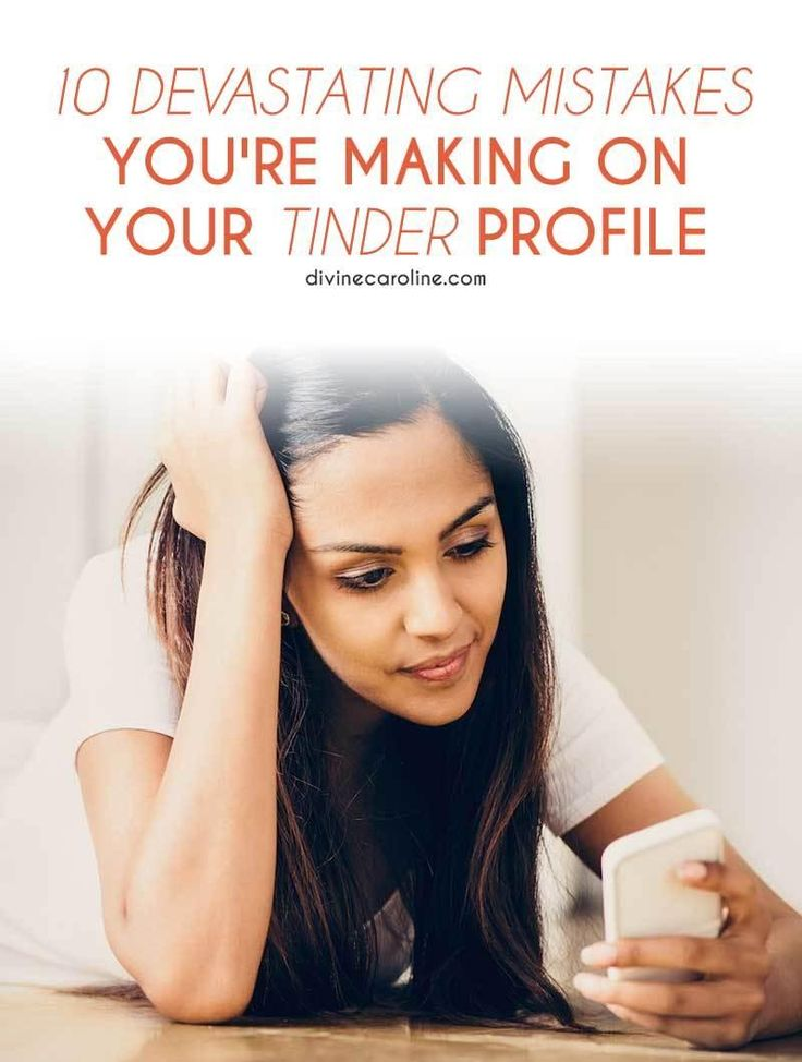 dating advice tinder How to make a good tinder profile whether you're looking for love or just a bit of fun, the tinder app may be able to help this free, widely popular app can be set up quickly and easily.