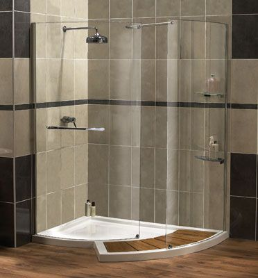 walk in showers - Google Search