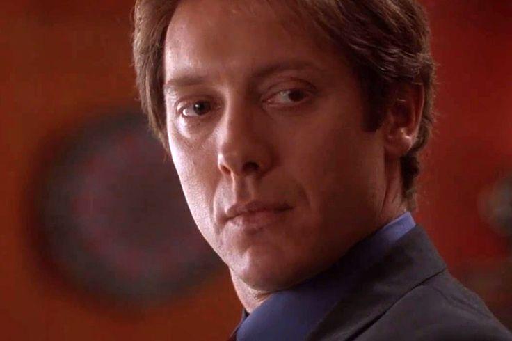 younger James Spader . (Crash, Secretary, Stargate)