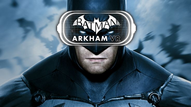 Batman: Arkham VR immerses you in the Dark Knight's Universe and redefines what it means to be the Batman.
