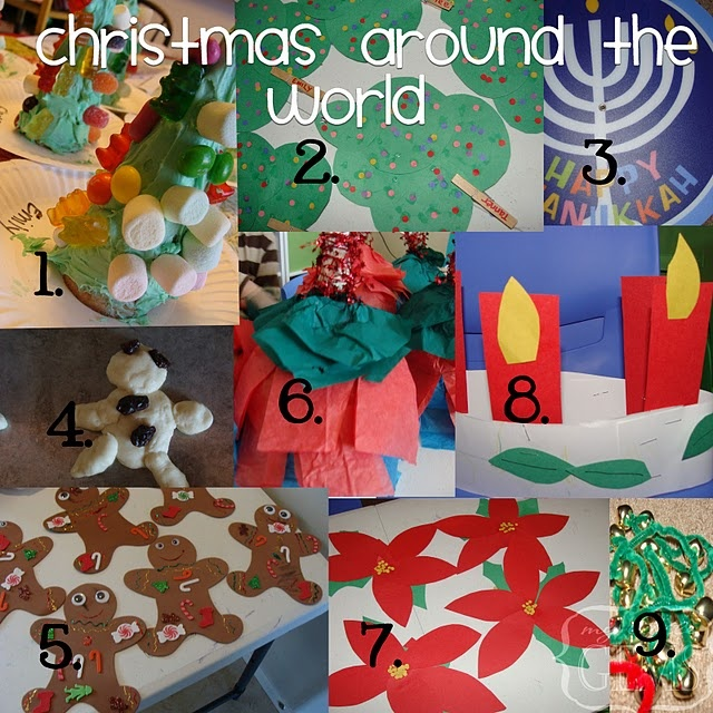 christmas around the worldgreat ideas