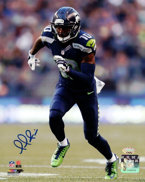 This is an 8x10 Photo that has been hand signed by Paul Richardson. It comes with a custom tamper-evident serial numbered hologram and Certificate of Authenticity from our company, Mill Creek Sports.