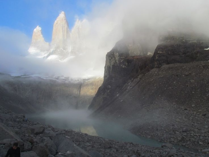 tips on hiking the W trek - Torres del Paine