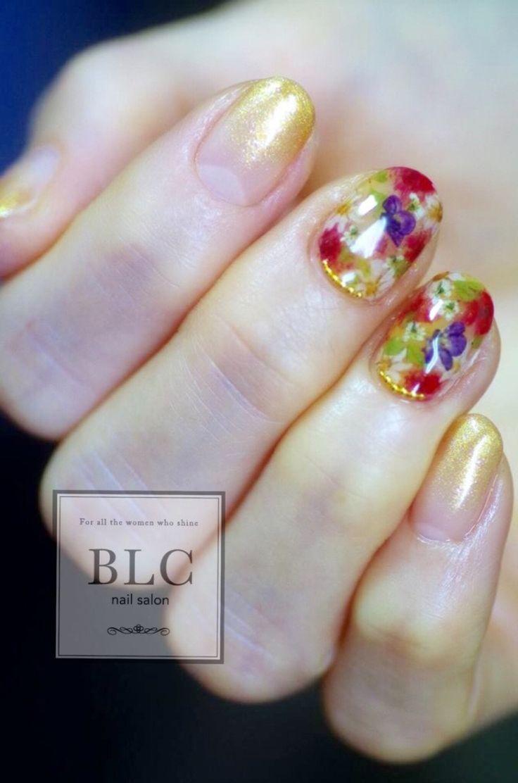 ボタニカルガーデン の画像|新潟市中央区万代ネイルサロン~BLC nail salon