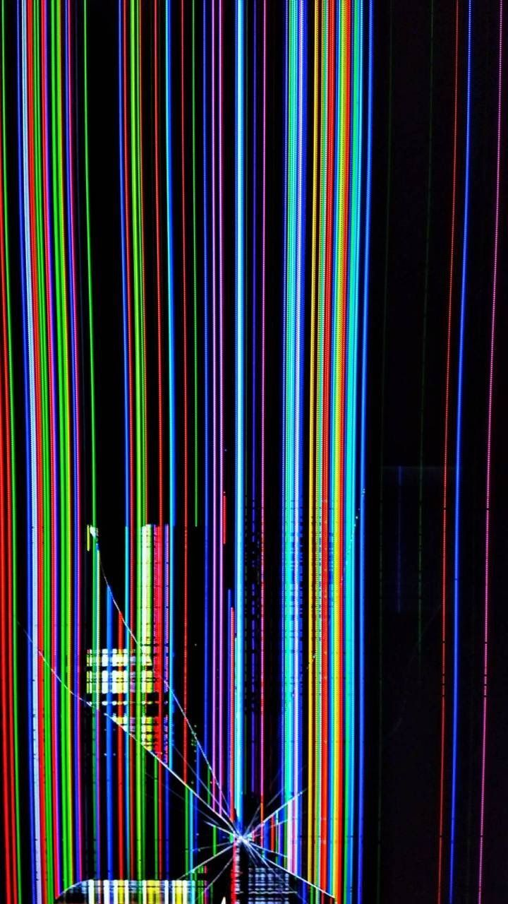 Prank Broken Screen Wallpaper Download In 2020 Glitch Wallpaper Broken Screen Wallpaper Iphone Homescreen Wallpaper