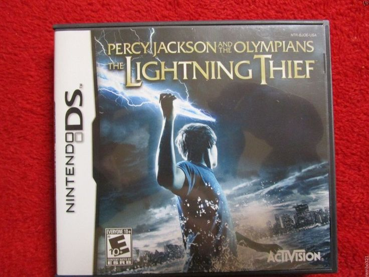 Percy Jackson and the Olympians: The Lightning Thief  (Nintendo DS, DSI, 2DS 3DS   #COD #CALLOFDUTY #ARMY #RPG #MMORPG #MMO #JRPG #ROLEPLAYING #RP #kingdomhearts #finalfantasy #squarsoft #squarenix #squareenix #PS3 #PS4 #XBOX #XBOXONE #WII #WIIU #NINTENDO #3DS #VITA #PSP #2DS #DS #ZELDA #NDS #Playstation #Sony #disney #disneyana