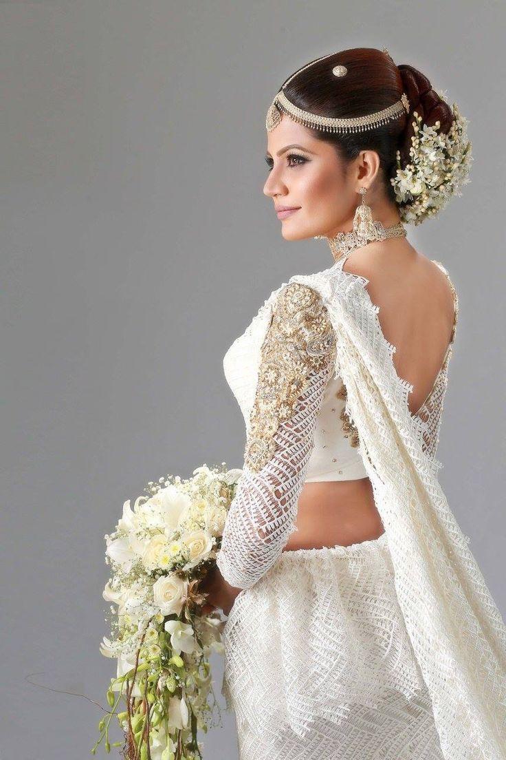 121 best sri lanka wedding images on pinterest | bun hair styles