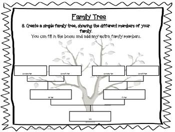 Changing Family and Community Traditions Task Cards and