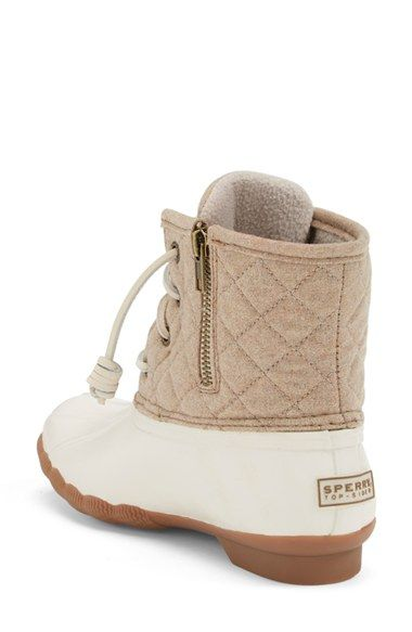 with these stylish and ultracomfy sperry rain boots thereu0027s no need to forego - Duck Rain Boots