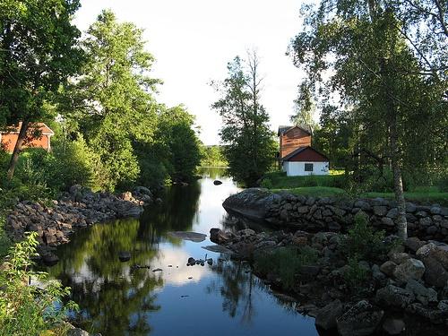 Storhyttan near Filipstad, Värmland, Sweden, Old Iron Works by i.prinke, via Flickr
