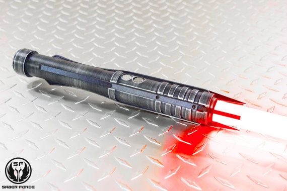 REBORN V2 Custom LED Saber inspired by star wars Darth Revan by Saberforge