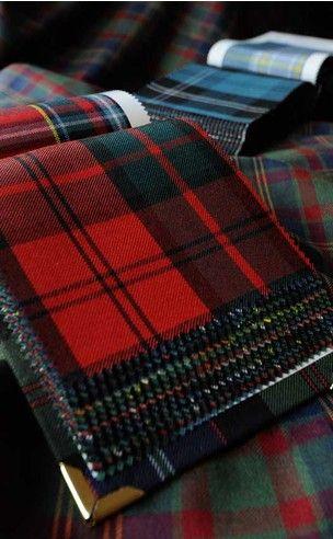 Tartan Swatch from Scotweb Tartan Mill