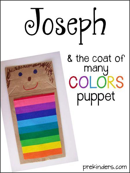 Joseph Puppet: Preschool Bible Activity  http://puppet-master.com - THE VENTRILOQUIST ASSISTANT