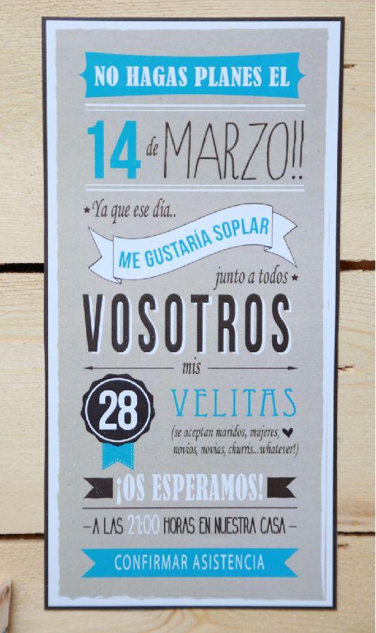 KiTiKi | Diseños Originales para Gente Original | Diseño Gráfico Madrid: UN EVENTO DE LO MÁS BONITO | ESTILO RÚSTICO/INDUSTRIAL