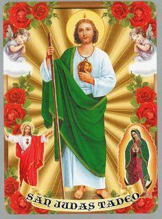 San Judas Tadeo, patrono de las causas perdidas | starMedia
