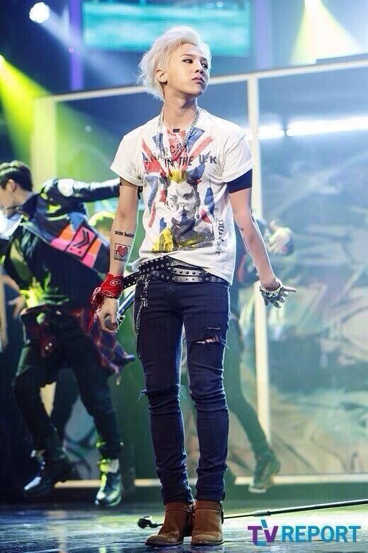 BIGBANG | G-DRAGON | JIYONG | CROOKED | M! COUNTDOWN