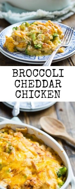 Broccoli Cheddar Chicken  Immature and luscious light meat wuss lidded with broc…