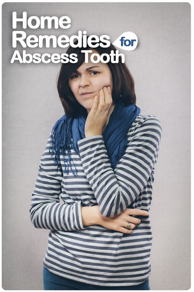 how to get rid of a abscess tooth