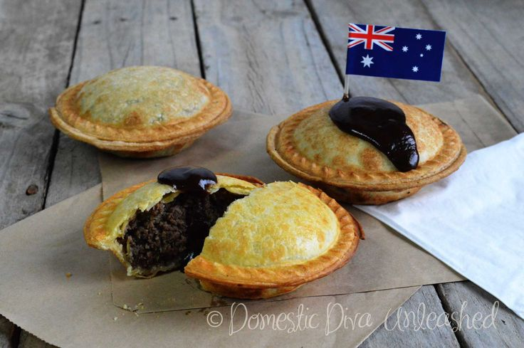 It's Australia Day tomorrow! Amongst the madly preparing for school going back in two days time, baking and covering books, I asked my family what they would like to eat on Australia Day. I loved their first choice... MEAT PIES! Yes! I even had some lamb in the freezer and some pastry sheets, including a [...]