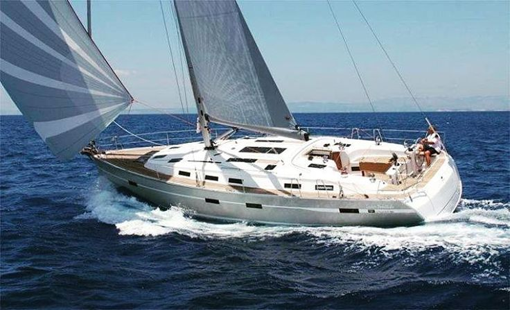 The Bavaria 51 cruiser, Alice, is ready to travel the Ionian Sea. Book now with Ionian Catamarans for the best deals! #catamaran #sailinginstagram #bavaria51 #bavaria #bavaria51cruiser #yachting #summer #greece #ionianislands #corfu #lefkas #sea #ioniancatamarans #ioniansea
