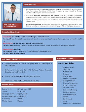 Word Resume Formats Free Resume Format Templates 1000