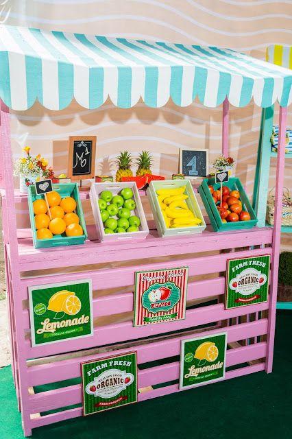Festa Frutas!!