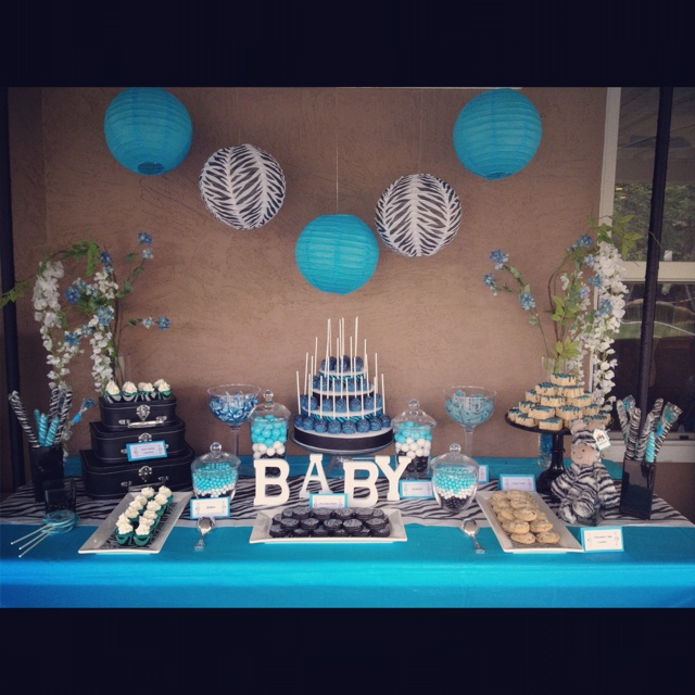 Drive By Baby Shower Themes