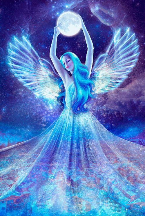 луна крылья картинки одолела хандра, скука