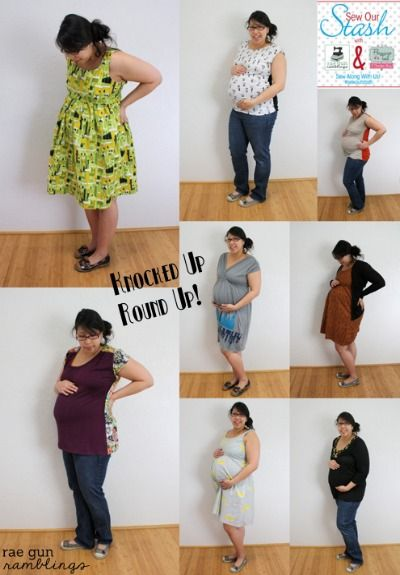 We love these maternity fashion ideas to whip up -- so cute!