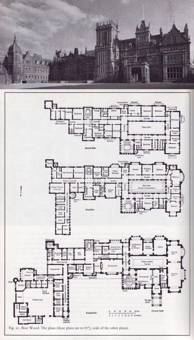 459 Best Floor Plans Images On Pinterest House Floor