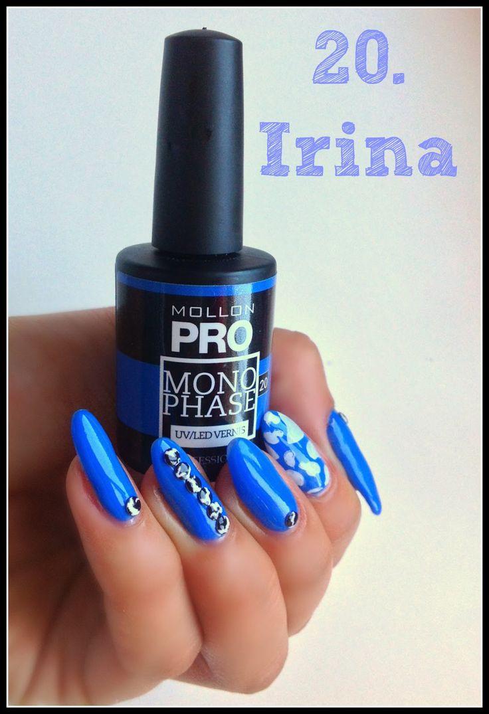 Betty Nails: Gel Polish | MOLLON Pro Monophase - Irina