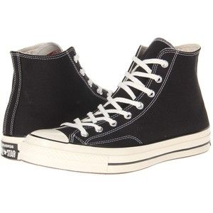 Converse Chuck Taylor All Star '70 Hi (Black) Athletic Shoes