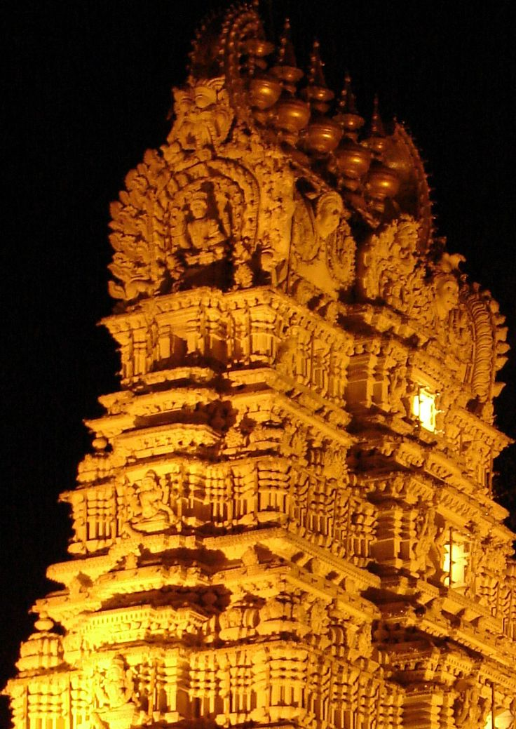 Shweta Varahaswamy temple, Mysore.. One of the Hindu temples inside the Mysore Palace complex.