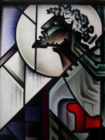 Christ fragment