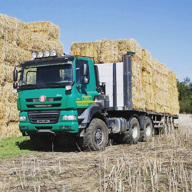 TATRA PHOENIX Agrotruck 6x6 #tatra #tatratrucks #agrotruck
