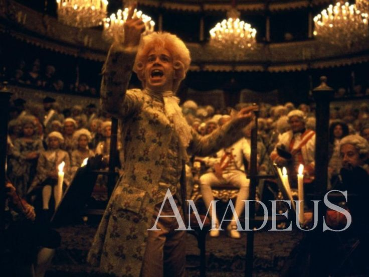 essay on amadeus the movie F rom the first few seconds of the film, it's evident that the music will guide amadeus to cinematic perfection, elegantly narrating every powerfully moving moment and transitioning masterfully to the hysterically comedic ones.