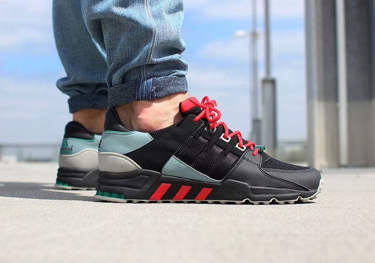 Highs & Lows x adidas EQT Support 93 Collab Inspired by Mad Max