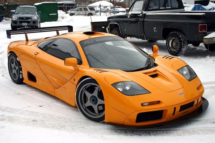 mclaren f1 | McLaren F1
