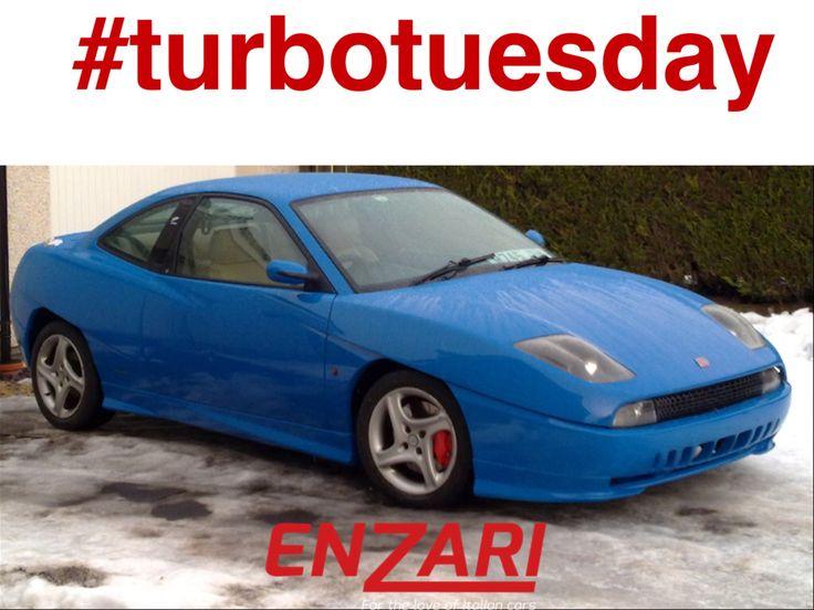 Fiat Coupe Turbo #turbotuesday #fiatcoupe #enzari #cars #autoitaliane #italiancars