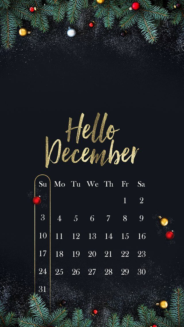 Hello december // wallpaper, backgrounds