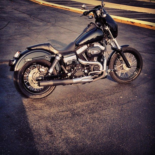 Thug Style / Club Style Dyna pic's - Page 203 - Harley Davidson Forums