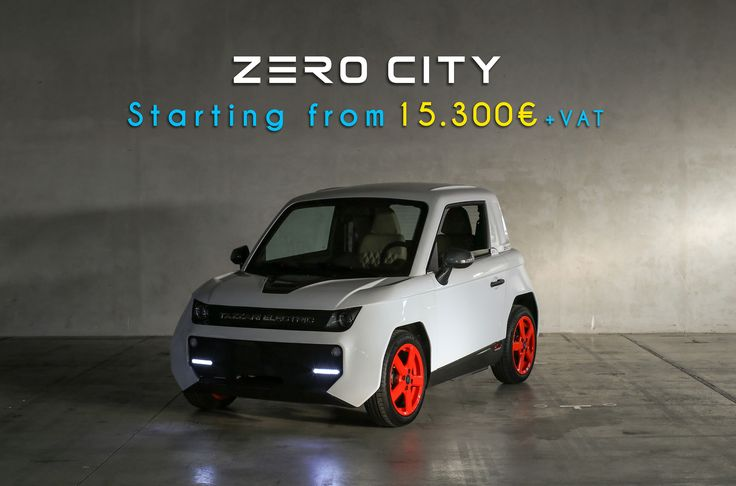 Same driving license of a motorcycle...but four wheels is better than two! #Tazzari #EV #zeroemission #electricvehicles #zero #ZZ #new #minicar #microcar #moto #motorcycle #TazzariEV #tazzarielectric