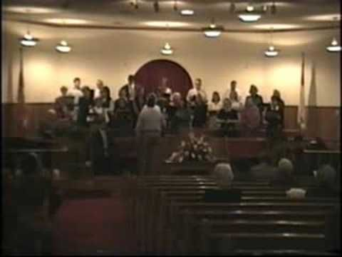 """That Heavenly Home"" Mount Carmel Baptist Church Choir, Fort Payne Alabama - YouTube"