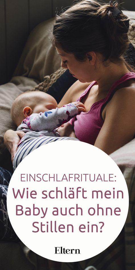Wie Schläft Dein Baby Auch Ohne Mamas Brust Ein Baby Baby Sleep