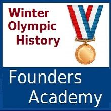 Jan., 30th - One live class session - $9 | Join the fun with Founders Academy as we learn about Olympic History, and get ready for this year's Winter Games in Sochi, Russia.