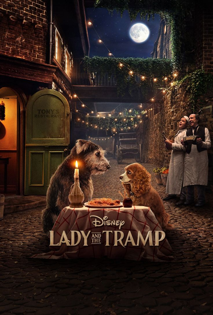 *Download)))Lady and the Tramp (2019) FULL MOVIE HD1080p