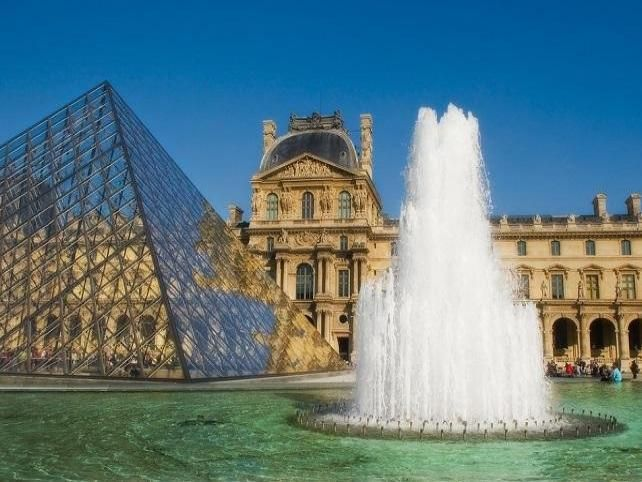 The Louvre Museum Fast Track Ticket With Explanation About The Mona Lisa Paris France Voyage Com Paris Travel Vacation France Louvre