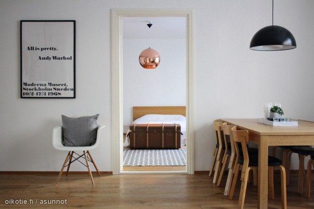 Myytävät asunnot, Sirkkalankatu 8a D 27, Turku #koti #ruokailutila #home #diningroom